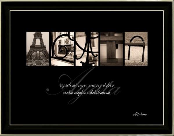 Obraz Agata