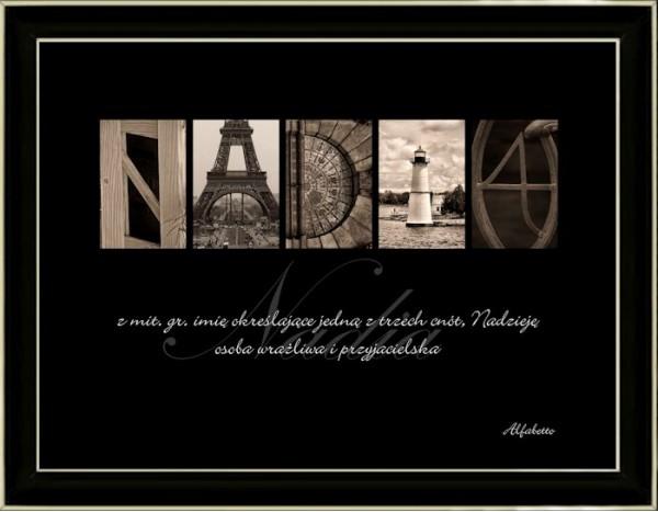 Obraz Nadia