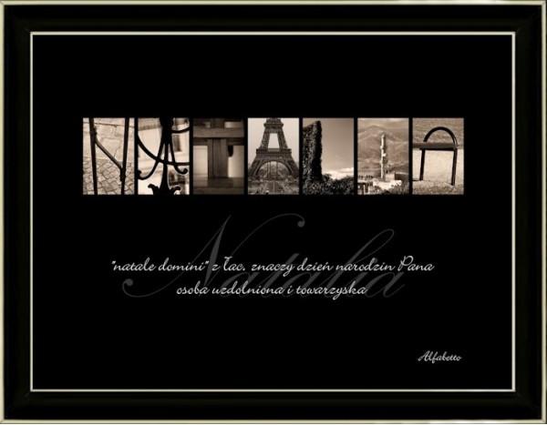 Obraz Natalia