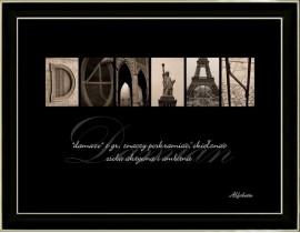Obraz Damian