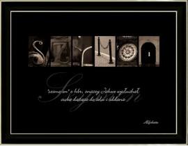 Obraz Szymon